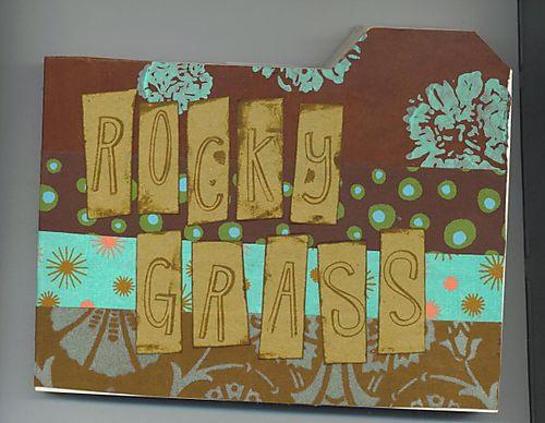Rocky grass